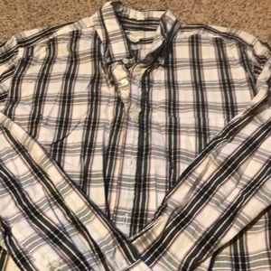 Jcrew plaid button down